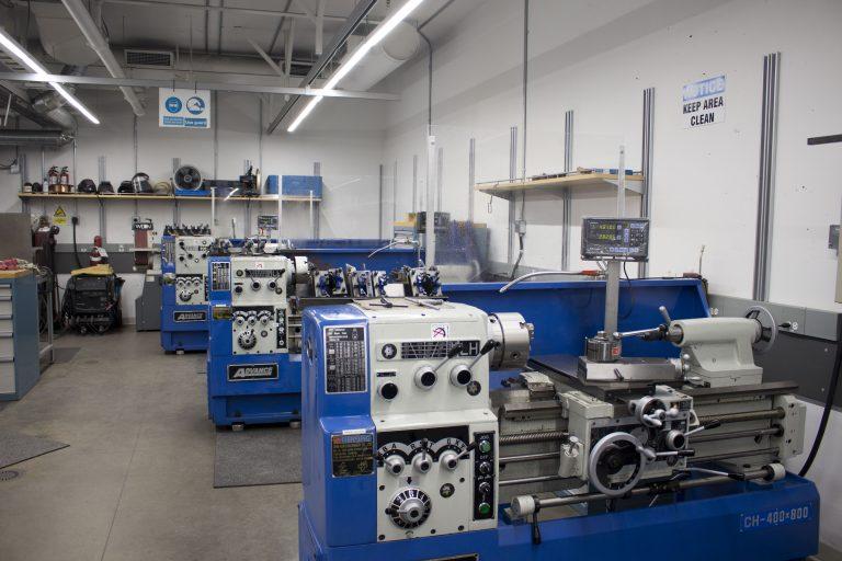 Machine Shop School Of Engineering Safety